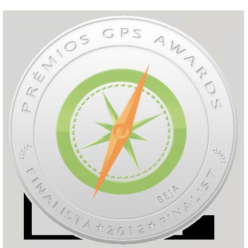 Prémio GPS Awards · Finalista 2012 Finalist