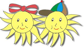 Výsledek obrázku pro kreslené sluníčko