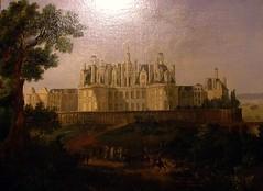 La visite à Chambord de la duchesse de Berry