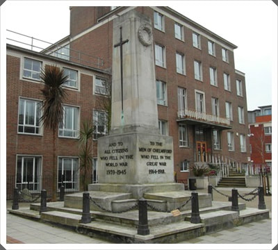 Image result for chelmsford war memorial