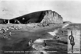 West Bay beach 1941