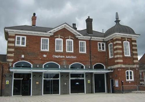 Clapham Junction South entrance