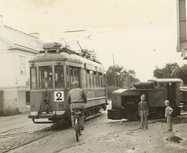 Rautatien tasoristeys