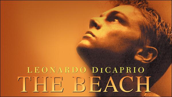 The Beach featuring Leonardo Di Caprio
