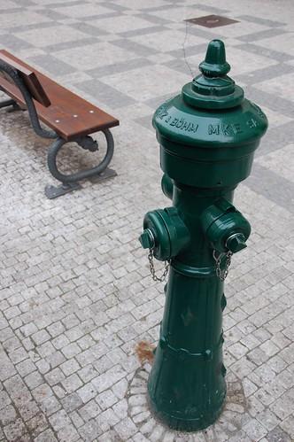 pražský hydrant