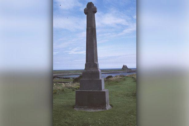 War Memorial Lindisfarne