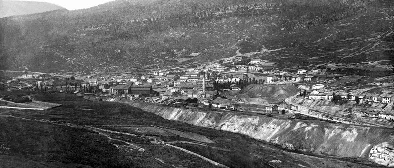 Barruelo en 1910
